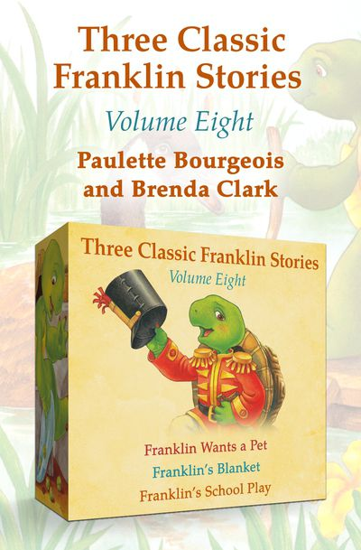 Buy Three Classic Franklin Stories Volume Eight at Amazon