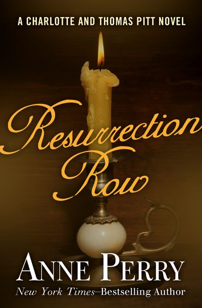 Buy Resurrection Row at Amazon