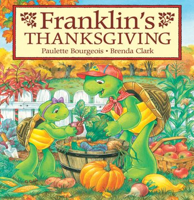 Buy Franklin's Thanksgiving at Amazon