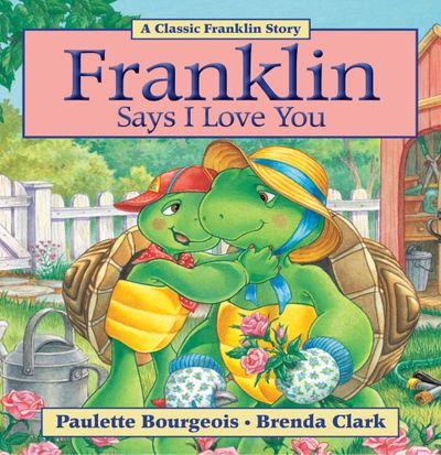 Buy Franklin Says I Love You at Amazon