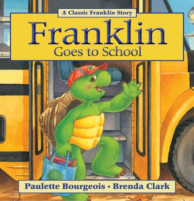 Buy Franklin Goes to School at Amazon