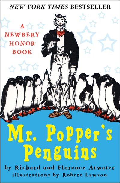 Buy Mr. Popper's Penguins at Amazon