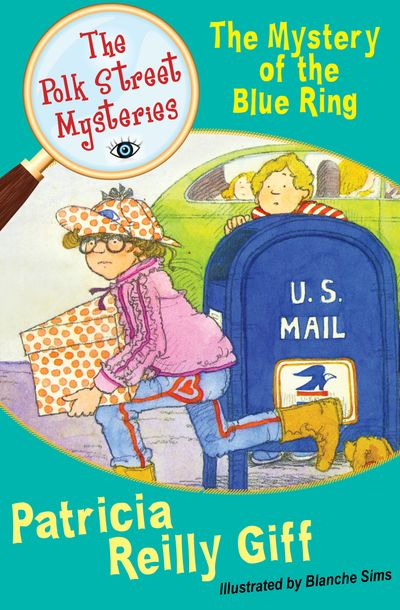 Buy The Mystery of the Blue Ring at Amazon