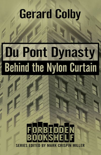 Buy Du Pont Dynasty at Amazon