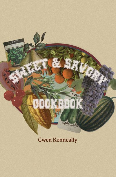 Buy Sweet & Savory Cookbook at Amazon
