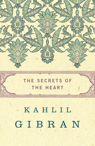 Buy The Secrets of the Heart at Amazon