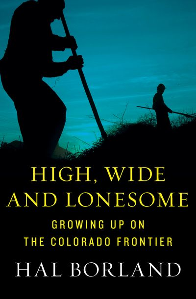 Buy High, Wide and Lonesome at Amazon