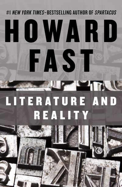 Buy Literature and Reality at Amazon