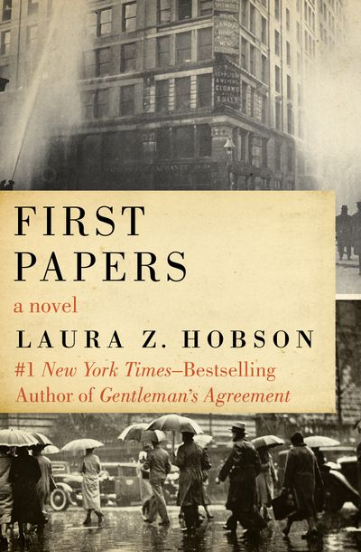 Buy First Papers at Amazon