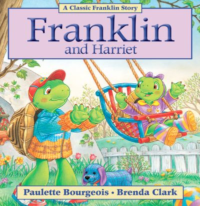 Buy Franklin and Harriet at Amazon