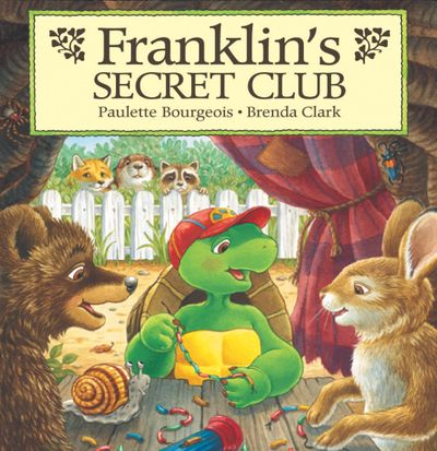Buy Franklin's Secret Club at Amazon