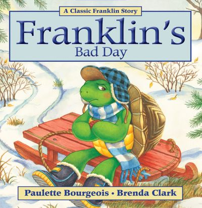 Buy Franklin's Bad Day at Amazon