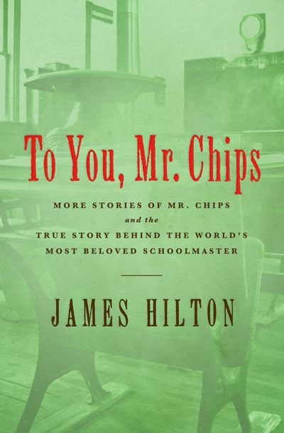 Buy To You, Mr. Chips at Amazon