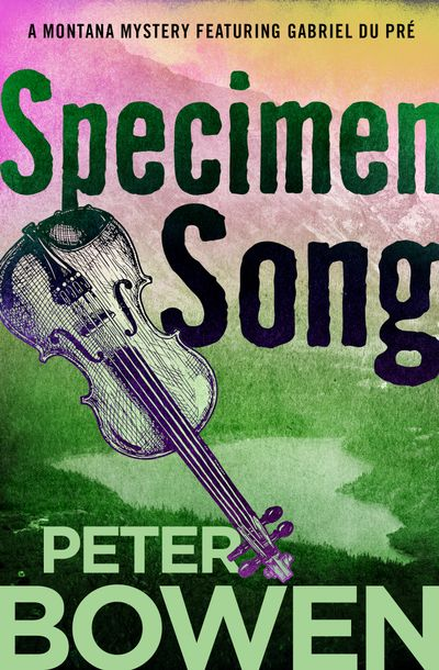 Buy Specimen Song at Amazon