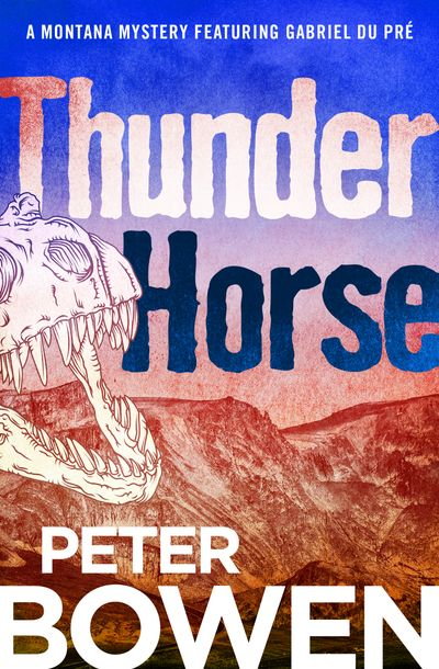 Buy Thunder Horse at Amazon