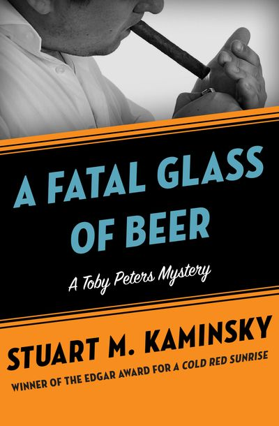 Buy A Fatal Glass of Beer at Amazon