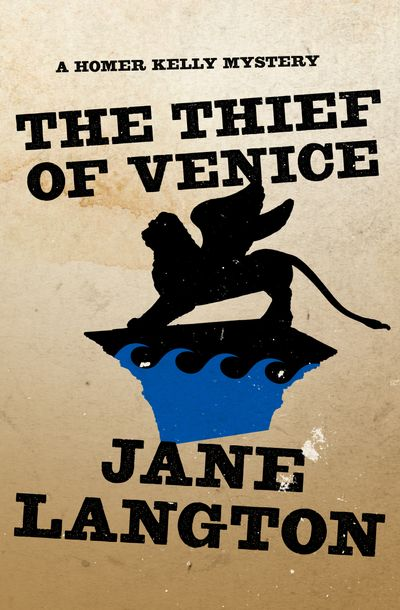Buy The Thief of Venice at Amazon