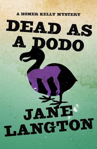 Buy Dead as a Dodo at Amazon
