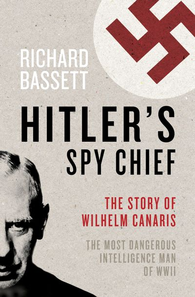 Buy Hitler's Spy Chief at Amazon
