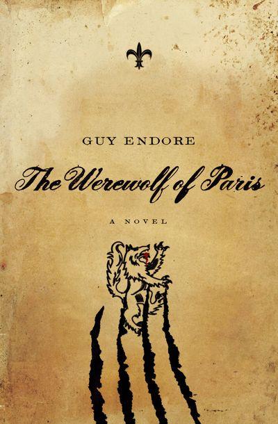 Buy The Werewolf of Paris at Amazon
