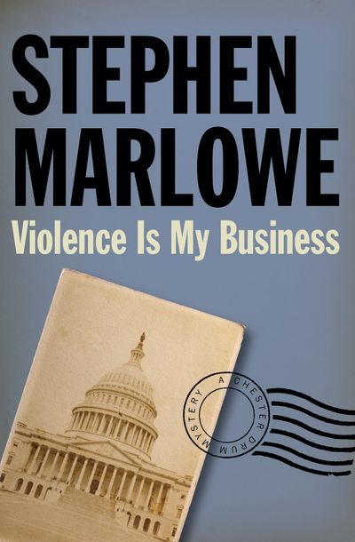 Buy Violence Is My Business at Amazon