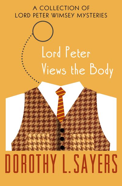 Buy Lord Peter Views the Body at Amazon