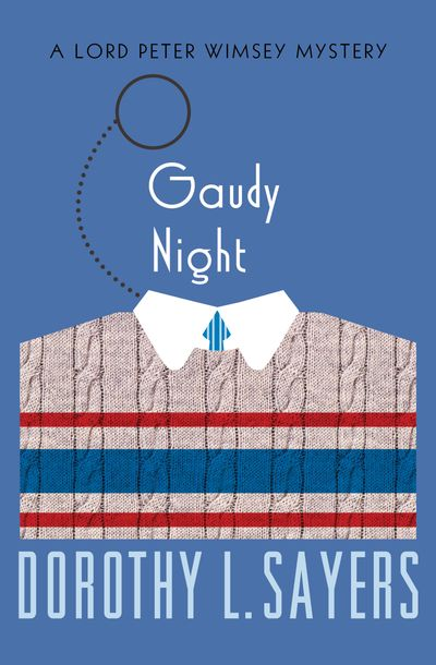 Buy Gaudy Night at Amazon