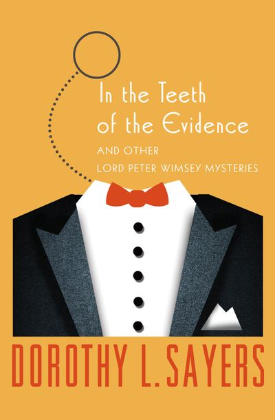 Buy In the Teeth of the Evidence at Amazon