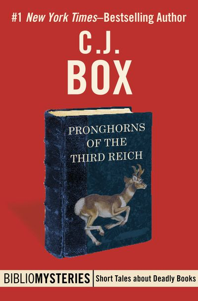 Buy Pronghorns of the Third Reich at Amazon