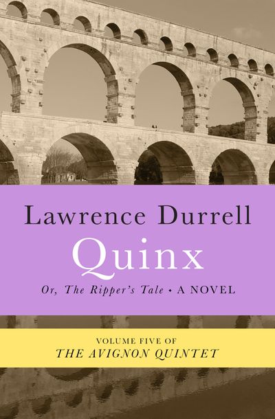 Buy Quinx at Amazon