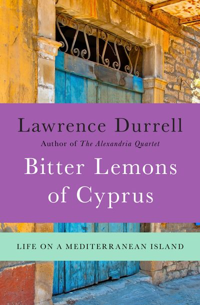 Buy Bitter Lemons of Cyprus at Amazon