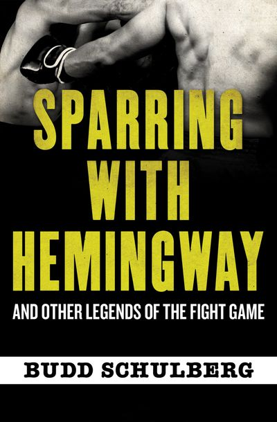 Buy Sparring with Hemingway at Amazon