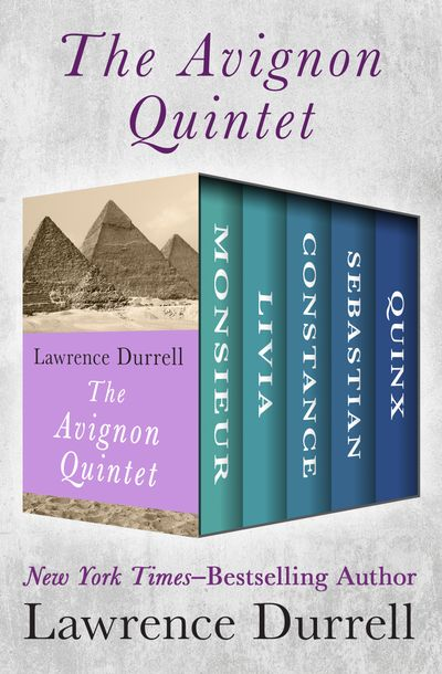 Buy The Avignon Quintet at Amazon