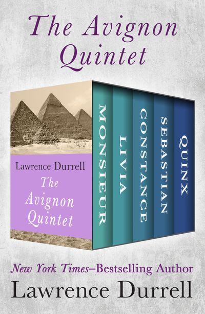 Buy The Avignon Quintet at Amazon