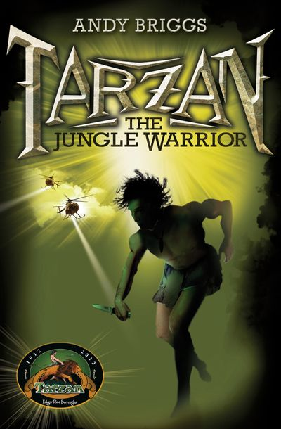 Buy The Jungle Warrior at Amazon