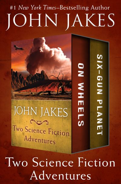 Buy Two Science Fiction Adventures at Amazon