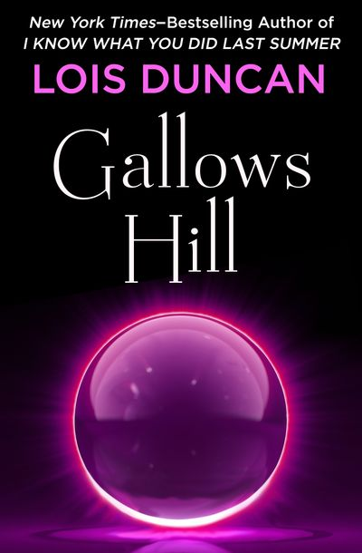 Buy Gallows Hill at Amazon