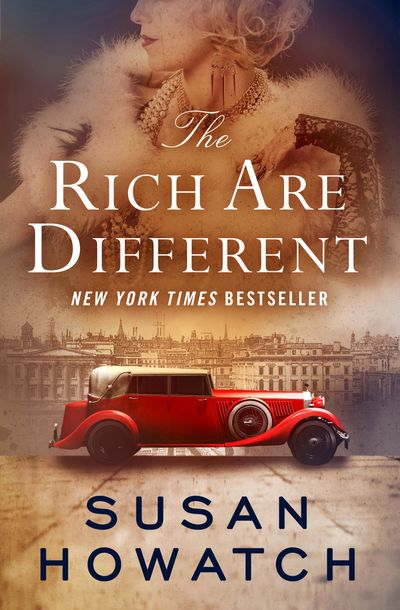 Buy The Rich Are Different at Amazon
