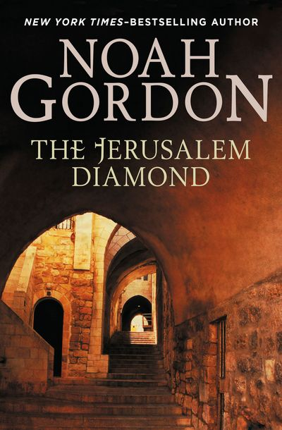 Buy The Jerusalem Diamond at Amazon