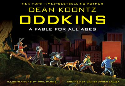 Buy Oddkins at Amazon