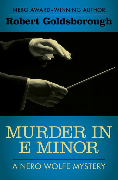 Buy Murder in E Minor at Amazon