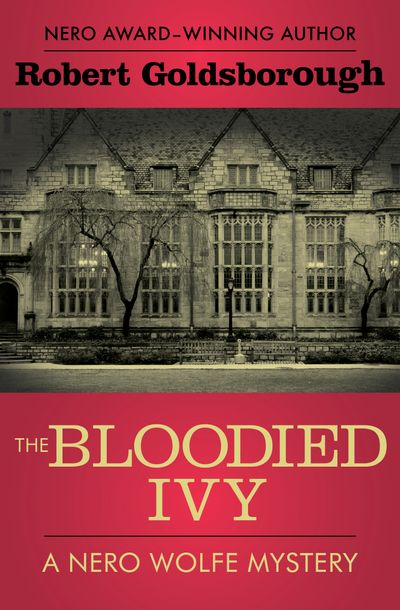 Buy The Bloodied Ivy at Amazon