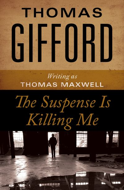 Buy The Suspense Is Killing Me at Amazon