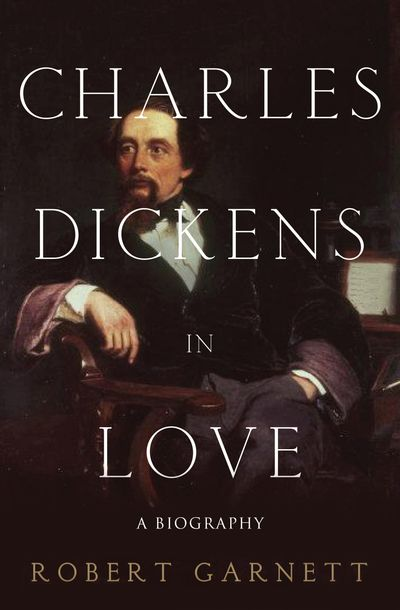 Buy Charles Dickens in Love at Amazon