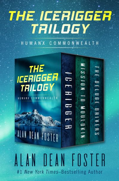 Buy The Icerigger Trilogy at Amazon
