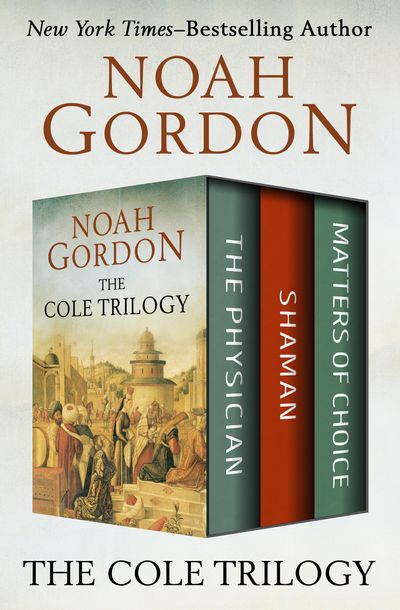 Buy The Cole Trilogy at Amazon