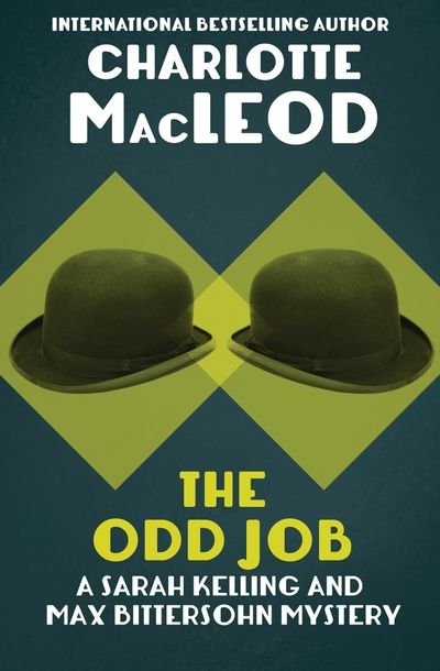 Buy The Odd Job at Amazon