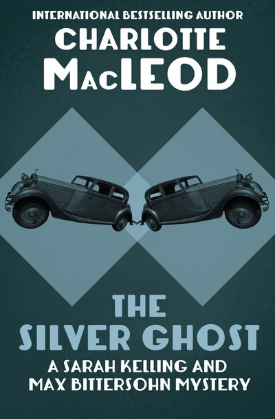 Buy The Silver Ghost at Amazon