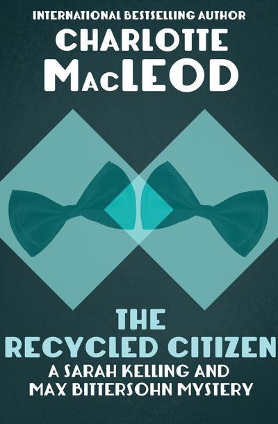 Buy The Recycled Citizen at Amazon