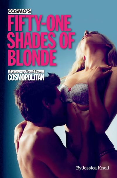 Buy Cosmo's Fifty-One Shades of Blonde at Amazon